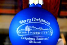 CHRISTMAS!!! / The 2014 Holiday Season is underway at the DeQuincy Railroad Museum!!