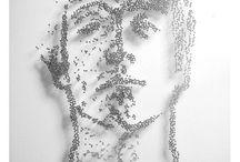 Pointillism/PixelArt