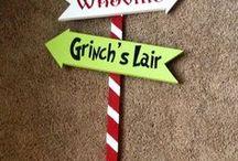 Grinch Christmas ideas