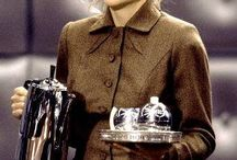 Movie Muses / Outfit inspiration from TV and movies