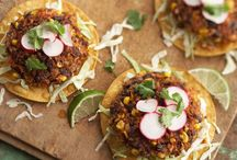 new recipes-Feb / by Allison Henning