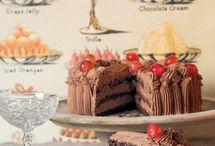 """Γλυκά """"τούρτες & πάστες"""""""