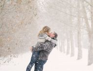 Snow Engagement