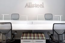 D.C. RESOURCE CENTER / Check out what's happening at the Allsteel Office Furniture Resource Center in Washington D.C. / by Allsteel