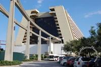 Disney World Deluxe Resorts  / Disney World's top end resorts are called Deluxe Resorts.