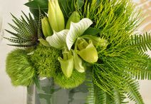 Flower arrangements / Flower arranging ideas