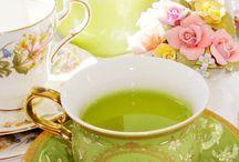 Tea & China / by Jules Pollard