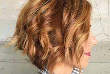 Hairstyles for Thick, Coarse, Wavy Hair / Best cuts for thick, curly, coarse hair