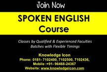 Spoken English Course in Jalandhar / Join Now   Spoken English Course  Classes by Qualified and Experienced Faculties Batches with Flexible Timings  Knowledge Icon Address: 4th Floor, PPR Mall, Mithapur Road, Jalandhar, Punjab , India 144001 Website : http://www.knowledgeicon.com/ Phone: 0181-7102400, 7102500, 7102436 Mobile: 9646824367