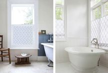 Bathroom Window Dressings / Inspiring you with bathroom window dressings