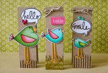 bookmarks / by Carmen Argüello