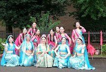 Bollywood dance!!! / Yukie indian dance company