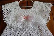 rochiță crosetate