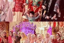 wedding side