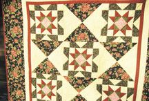 lap and throw quilts / Fabulous lap and throw patchwork quilts