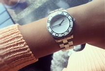 watches and bracelets!