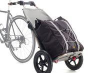 Cykelkärror/Transport och tillbehör