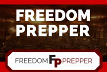 Freedom Prepper / Preparedness ideas, survival gear, the best survival kit, survival knives, weapons everything you need for preparedness.