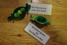 Girl Scout SWAPS / by Tammi Soutar
