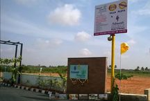 Plots in Narasapura around Bangalore / Pioneers in green living spaces, Adishesh Projects have 18 years of rich experience in real estate business.