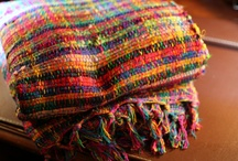 Textiles, Texture, Things From the Earth / by Cindi Smith