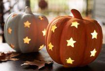 Halloween / Halloween decorations.