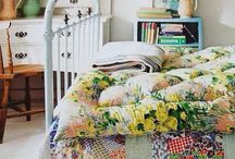 Vintage bedden