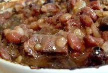 Gourmandises Salées, Salty goodies / Tous les plats salés...