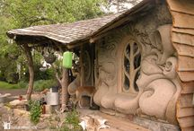 Whimsical Things / Whimsical decor, homes, ornaments or art