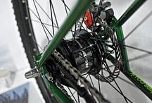 Bikes / by Taro Kawai