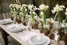 Winter table / Bord
