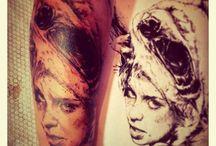 John Scully of True Blue Professional Tattoo Studio