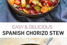 Spanish Recipes