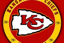 KC Chiefs  / by Patty Jasper