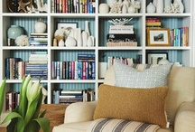 bookshelves / by Lindsay Stephenson