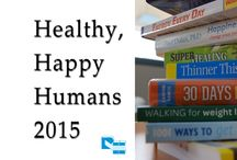 #HealthyHappyHumans / New Years resolutions