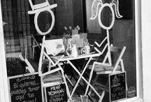 cafes decor