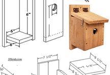 Finch house box