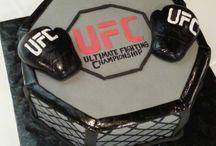 Torta Boxing ufc