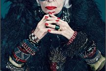 Iris Apfel / by Lisa Humphrey