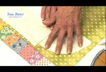 QUILTING - EDGES & BINDING