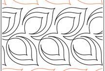vzory quilt