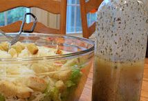 Salads & Dressings Recipes / by Rhonda Dellinger