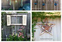 My Garden / Ideas and inspiration for my garden.