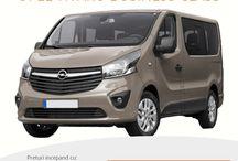 Oferta Speciala / Oferta Speciala - Opel Vivaro Business Class