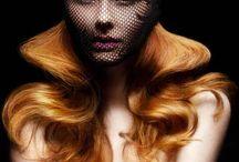 Avante garde hair