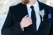 Groom's Wedding Suits / Ideas for the groom's wedding day apparel.