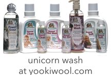 Unicorn Wool Wash Products at YOOKIWOOL / Unicorn Fibre and Unicorn Baby Beyond products now stocked in our shop.   We believe Unicorn offers the safest and most effective line of wool care products on the market. As such, rather than profiting we are looking to share the Unicorn love by offering these products at the lowest shipped prices on the internet.  We ran our own detailed wool wash review in order to determine which wool wash product line we would carry (see our wool wash review at www.yookiwool.com).
