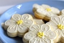 Iced Biscuits and Cakes