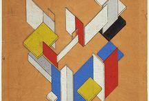 Lissitzky and stuff